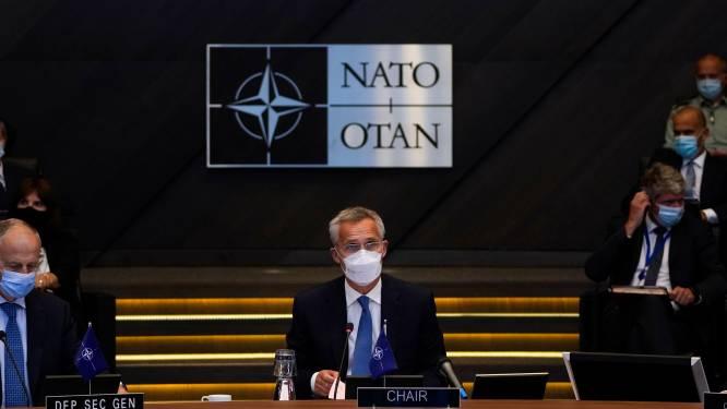"""NAVO wil meer tijd voor evacuatie Afghanistan: """"Grootste uitdaging is mensen in vliegtuigen krijgen"""""""