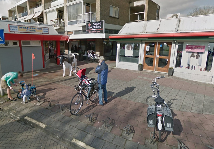 Speelgoedwinkel In Voormalige Slagerij In Sliedrecht Dordrecht Adnl