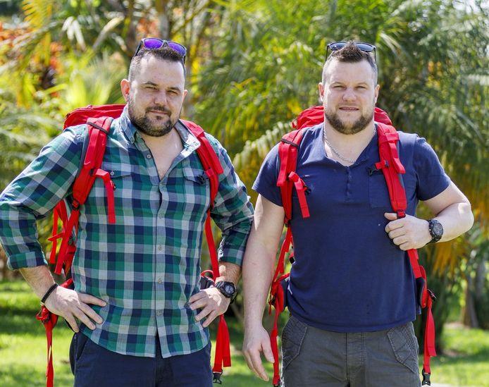 L'aventure s'est achevée aux portes de la finale pour Thomas et Mathieu.