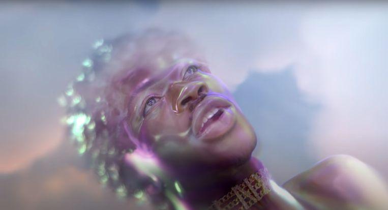 Lil Nas X en zijn nieuwe gay anthem 'Montero (Call Me By Your Name)'.  Beeld K2 / still