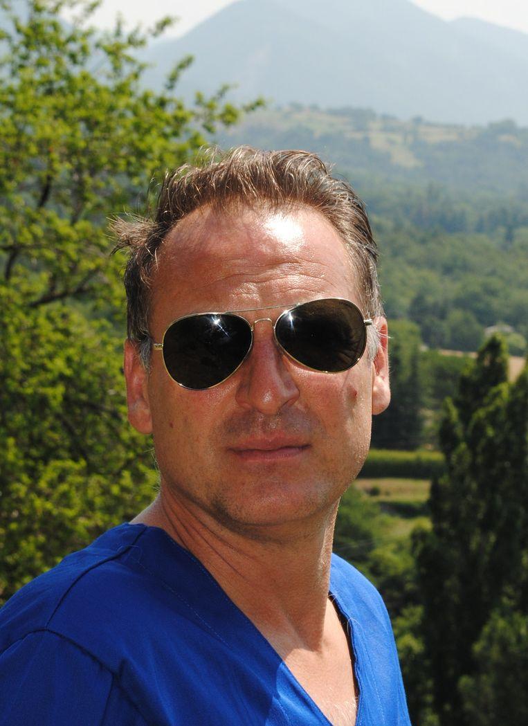 Jeroen Junte  Beeld Privéfoto