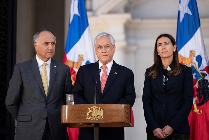Sebastian Piñera, le président chilien.
