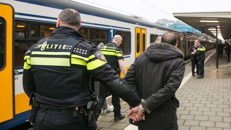 Meestal zijn de daders snel weg en onvindbaar, aldus officier van justitie Gerdine Dankers Beeld Caspar Huurdeman