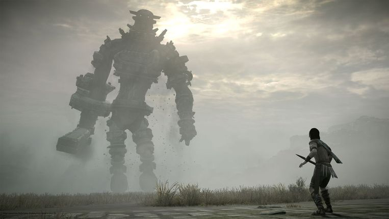 Shadow of the Colossus Beeld Sony