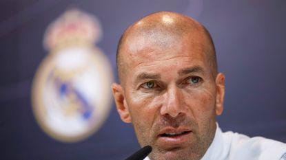"""Zidane ook volgend seizoen coach van Real: """"Hij maakt tenminste niks kapot"""""""