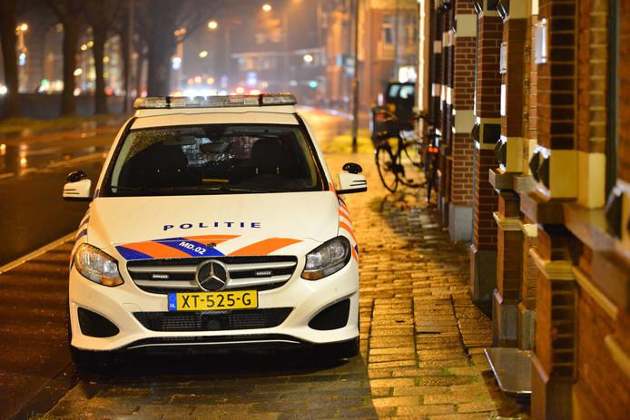 Beroving Wilhelminasingel in Breda