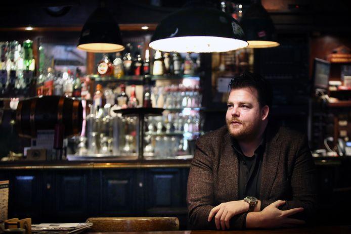 Johan de Vos over zijn café Boerke Verschuren: 'Mijn intentie was het hoe dan ook vijf jaar vol te houden en daarna een wereldreis te maken. In 2021 ga ik mijn negende jaar in en vind het nog steeds heel leuk.'