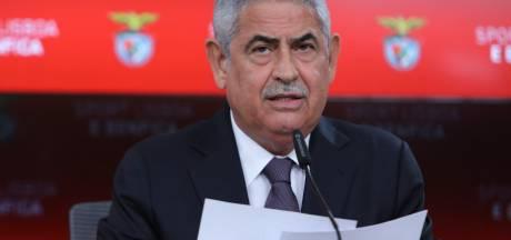 Le président de Benfica arrêté pour soupçons d'escroquerie