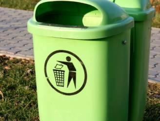GAS-boete voor 4 uittreksels in gemeentelijke vuilnisbak