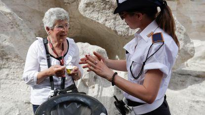 Rome is toeristische overlast beu en deze maatregelen moeten daar een eind aan maken