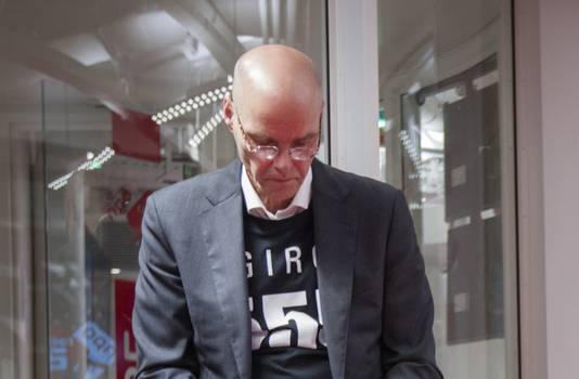 Rode Kruis-directeur Gijs de Vries is geschrokken van weigerende vrijwilligers
