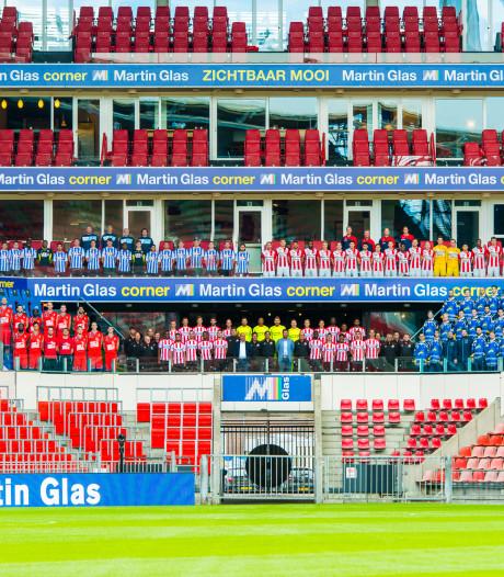 PSV neemt afscheid van sponsoren Martin Glas en Maison van den Boer