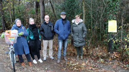 De Molekens protesteert tegen aanvraag ontbossing