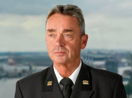 Havenmeester René de Vries