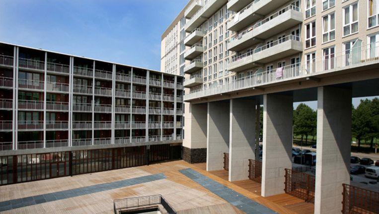 De huurprijzen van sociale huurwoningen kunnen 75 tot 125 euro stijgen. © anp Beeld