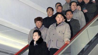 Doodgewaande tante Kim Jong-un na zes jaar weer naast Kim gezien