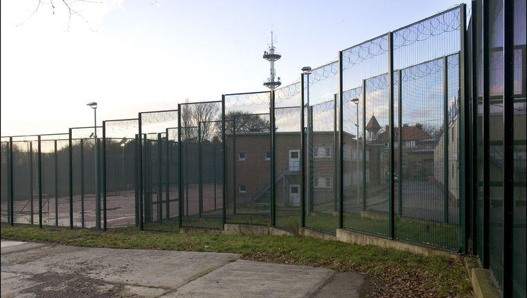 De gesloten jeugdinstelling van Everberg. Beeld photo_news