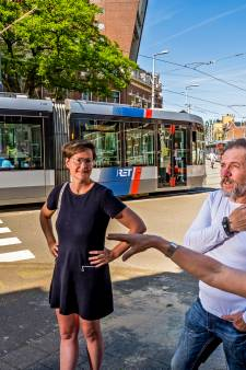 Bewoners Rotterdam-Noord strijden voor een ontspannen straatleven: 'Er is hier te veel stress'