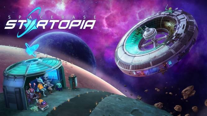 'Spacebase Startopia' belooft galactische droom, maar in de praktijk ruim je vooral afval van aliens op