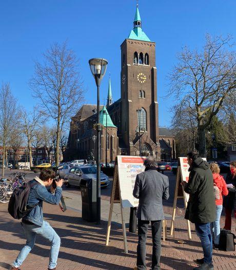 Wethouder Torunoglu in gesprek met stad over Stadhuisplein in Eindhoven