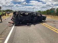 Vijf illegalen omgekomen bij politieachtervolging in Texas