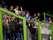 Dylan (18) wil beveiliger worden, maar slaat agente bij rellen Vitesse: 'Mijn carrière is voorbij'