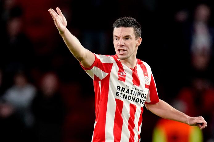 Nick Viergever blijkt belangrijker voor PSV dan velen dachten.