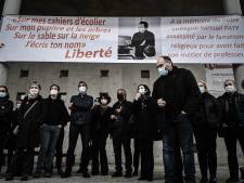 Amsterdamse scholen staan stil bij vermoorde Franse leraar Paty