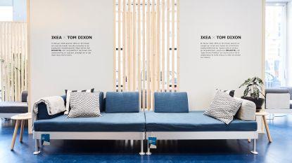Dit heeft topontwerper Tom Dixon in petto voor Ikea