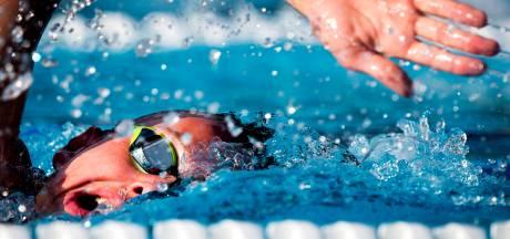 Gorcums Caribabad gaat donderdag open en de eerste baantjeszwemmers hebben zich al gemeld