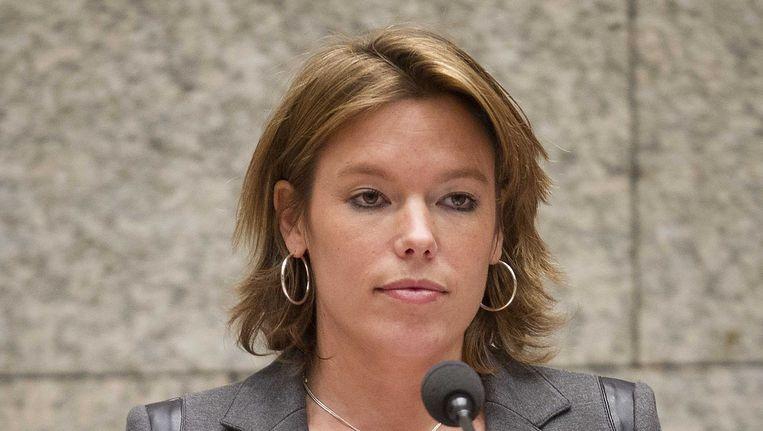 PvdA-Kamerlid Lea Bouwmeester. Beeld ANP