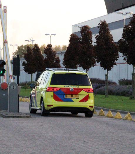 Brandweer bezoekt gedetineerden Lelystad vanwege vlam in de pan