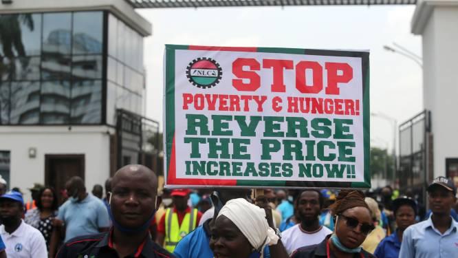 Meer dan 5 miljoen Nigerianen hebben voedselhulp nodig