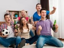 Mannen kijken graag met vrouwen naar WK-wedstrijd