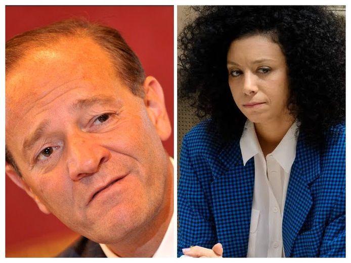 Topondernemer Luc Bertrand van de holding Ackermans & Van Haaren was één van de geldschieters van Sihame El Kaouakibi.