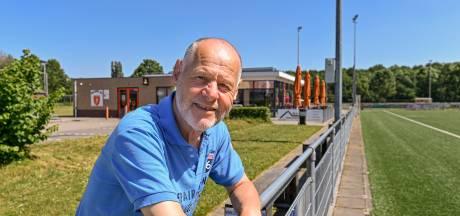 Al 64 jaar lid van SC Welberg en op alle fronten actief: Christ Baselier kreeg er een lintje voor