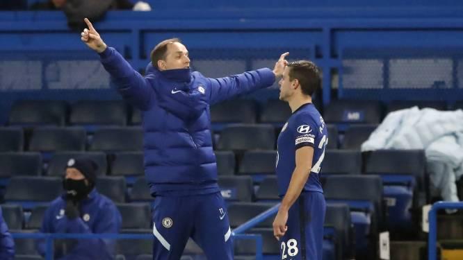 Werk op de plank voor Tuchel: Chelsea blijft steken op 0-0-gelijkspel tegen Wolves