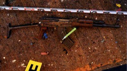Kochten terroristen vlak voor aanslagen Parijs wapens in Rotterdam?