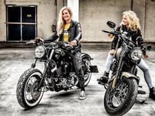 Twentse vriendinnen veroveren Instagram met Harley-Davidsons