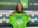 Joëlle Smits tekent tot 2024 bij VfL Wolfsburg.