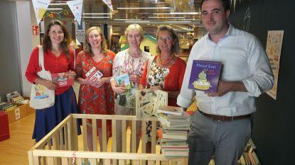 Bibliotheek lanceert Boekstartproject