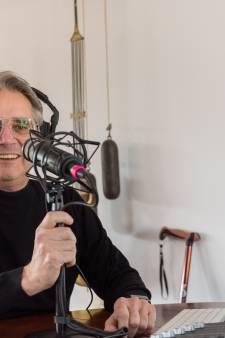 Anthony Lampe (59) uit Son maakt positieve podcast over zijn naderende dood: 'Ik hoop dat ik om die lach word herinnerd'