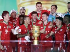 Après son 30e titre, le Bayern Munich décroche une 20e Coupe