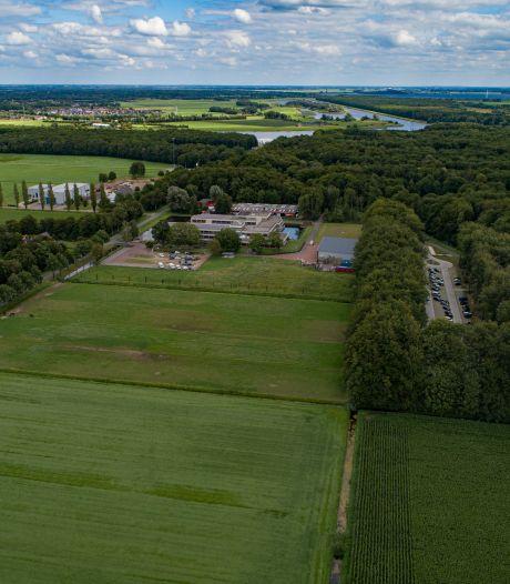 Plan zonnepark bij rijksmonument Waterloopbos in Marknesse aangepast na kritiek Natuurmonumenten