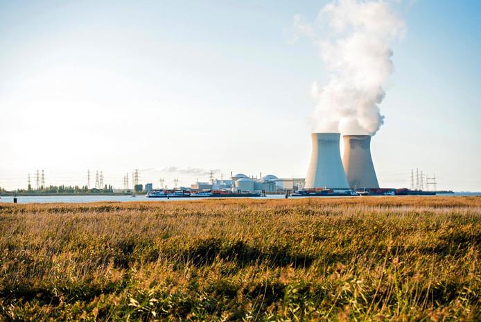 La centrale nucléaire de Doel.