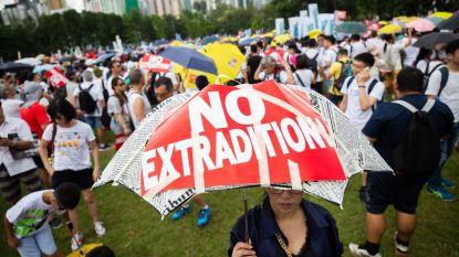 Hongkong stemt volgende week over omstreden wetsvoorstel over uitlevering