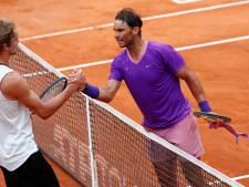 Nadal neemt revanche op Zverev
