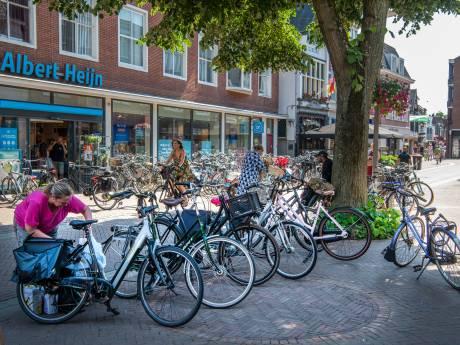 Verbod op wildstallen fiets pakt goed uit, vindt Apeldoorn