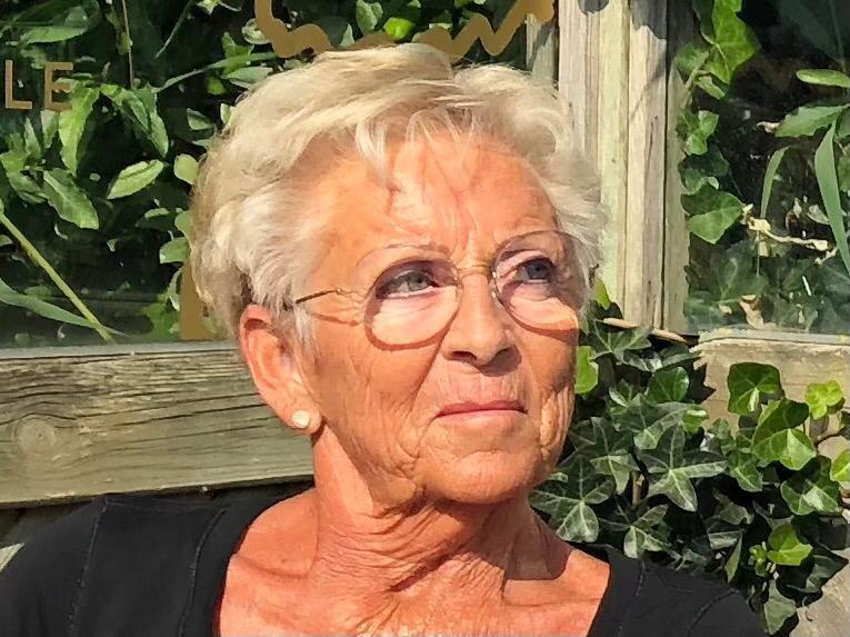 Na een jarenlange strijd is Marie-Jeanne Moerman overleden aan een slepende ziekte.