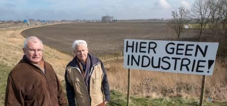 Wie heeft nog een goed alternatief voor een bedrijventerrein aan de Trekdijk bij Nieuwland?